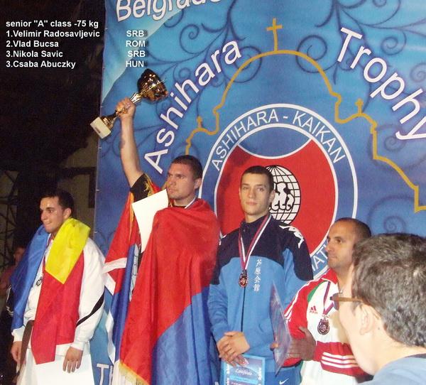 Velimir Radosavljevic turnir